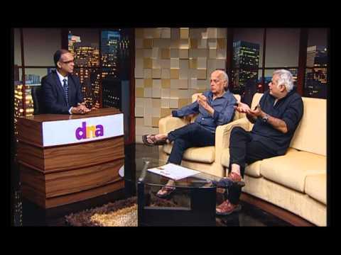 Mahesh Bhatt & Hansal Mehta - ETC Bollywood Business - Komal Nahta