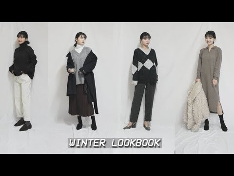 [VIDEO] - Winter LookBookㅣ겨울 룩북ㅣKorean Fashionㅣ시때메라 1