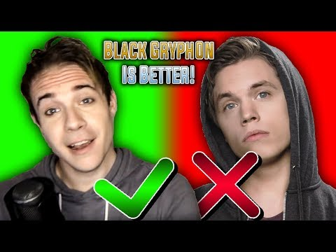 Reacting To BLACK GRYPH0N 1 MAN 54 VOICES! **BETTER THAN ROOMIE**