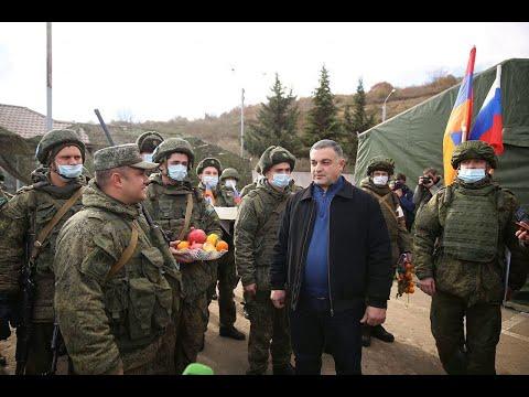 Новости Армении и Арцаха/Итоги дня/25 ноября 2020