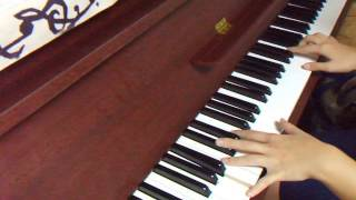 ♪オシャレ!♪ 松浦亜弥(ピアノ耳コピ)