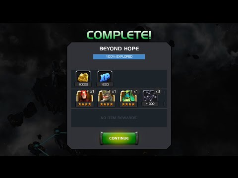 marvel contest of champions rank up chart