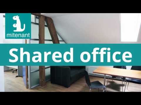 Shared offices | Co Work offices, Switzerland mitenant