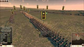 Total War: Rome II - Two Battles and Keeping Promises