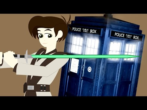 Star Wars TARDIS MOD! Jedi Academy |