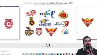 Live- Implementation of Cricket Score Prediction App With Deployment For IPL(Sport Analytics)