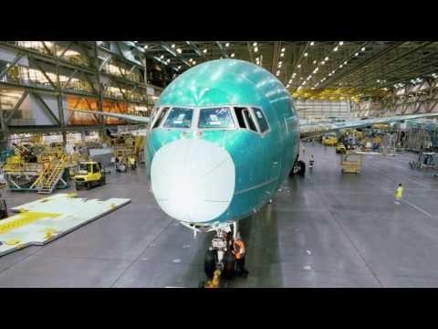 40 - Boeing - Documentário - A Era Aeroespacial - Fabricando o Boeing Dreamliner