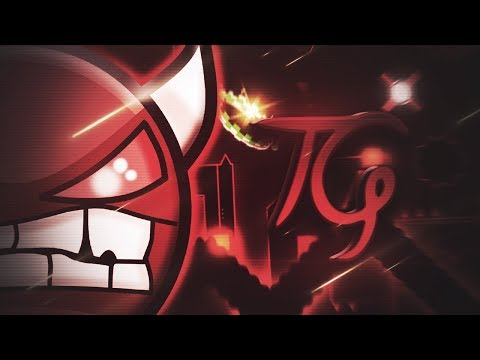 Geometry Dash - TG (Hard Demon) - By ILRELL - Verified by me
