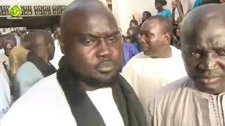 Travaux de rénovation à la Résidence Cheikhoul Khadim: Remise des  clés