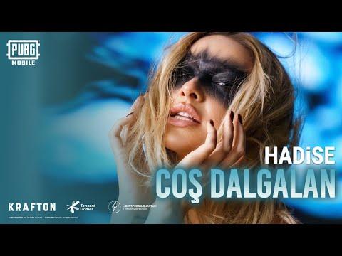 Hadise - Coş Dalgalan (Official Video) l PUBG MOBILE