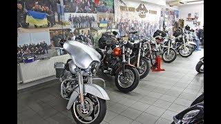Обзор мотоциклов Harley Davidson в Украине