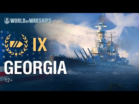Обзор на Georgia - World Of Warships