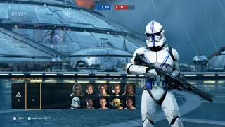 THE FINEST 501st LEGION MOD - Star Wars Battlefront 2