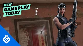 New Gameplay Today – Rainbow Six Siege: Shifting Tides