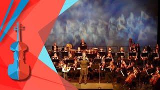 PLÁCIDO DOMINGO introduces TEO GERTLER (VIRTUOSOS) to play Sarasate: Introduction and Tarantella