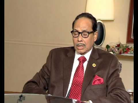 Hussain Muhammad Ershad -NEW YORK-with Fakhrul Alam ,ATN BANGLA USA