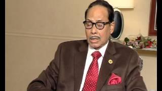 Hussain Muhammad Ershad -NEW YORK-with Fakhrul Alam ,ATN BANGLA USA