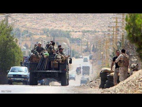 شاهد.. 40 لبنانيا يعتدون على محال وسيارات اللاجئين السوريين في بلدة عرسال - هنا سوريا  - نشر قبل 4 ساعة