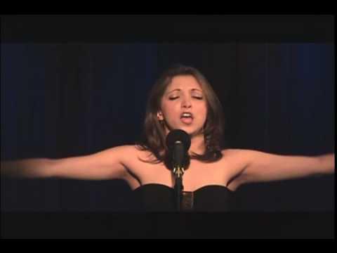 Christina Bianco's 'See Me On A Monday' as Bernade...