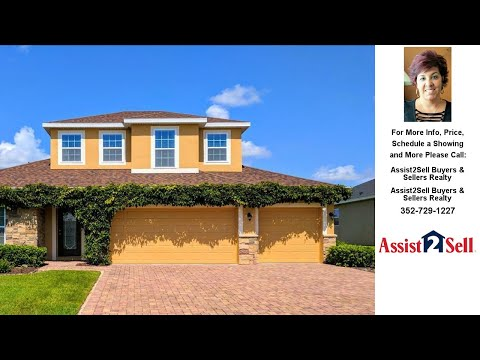 9913 Lenox St, Clermont, FL Presented by Assist2Sell Buyers & Sellers Realty.