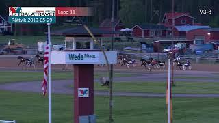 Vidéo de la course PMU PRIX AB KARL HEDIN BYGGHANDEL - SILJANSGANGET