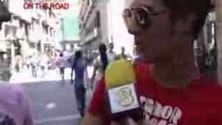 Iki & Gilda On The Road - Napoli festeggia i suoi campioni