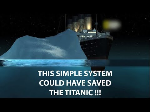 SONAR System l Sinking of the TITANIC