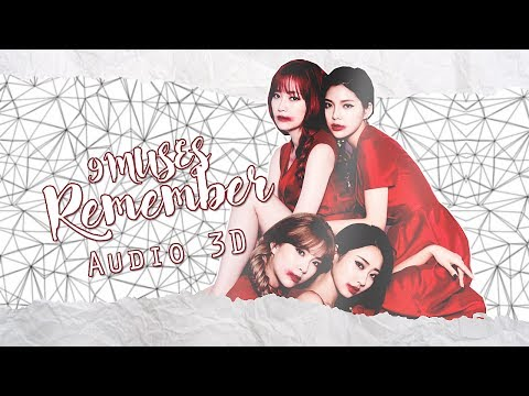 9MUSES - REMEMBER AUDIO 3D