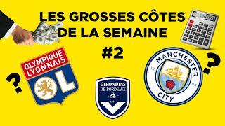 LES GROSSES CÔTES DE LA SEMAINE #2 VALUEBET