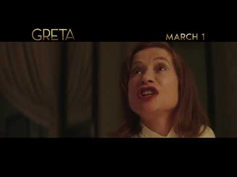 "GRETA - ""Restaurant"" - In Theaters March 1st"
