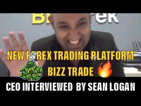 "🤩🔥HOT NEW FOREX TRADING PLATFORM ""BIZZ TRADE"" CEO INTERVIEWED BY SEAN LOGAN"