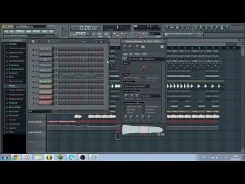 Stromae - Alors On Danse (Tom Wilkinson Remake in FL Studio 10)