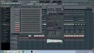 Stromae - Alors On Danse (Thomas Wong Remake in FL Studio 10)