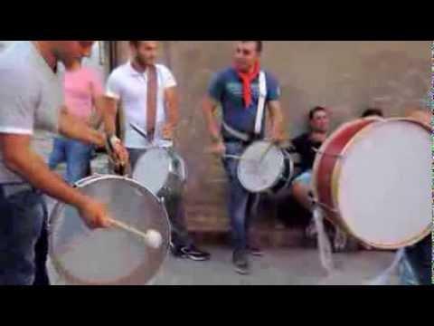 Il ballo dei Giganti in Calabria ( tarantella a ballu di giganti Mata e Grifone)