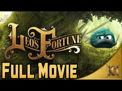Leo's Fortune (PC) - Full Movie - 3 Stars Walkthrough [1080p 60fps]