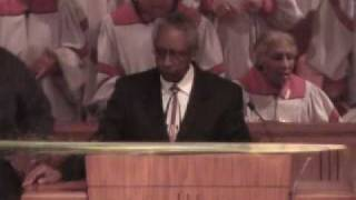 "Pastor Jackson Sings: ""Woke Up This Morning With My Mind Stayed On Jesus"""