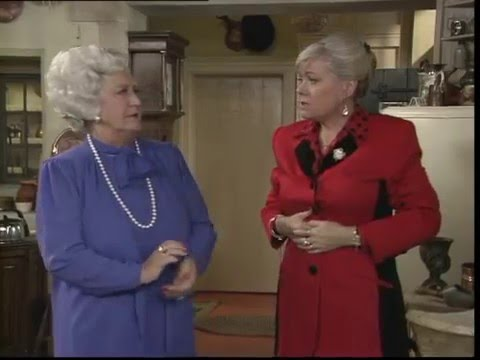 GRACE & FAVOUR Clip from the BBC TV sitcom