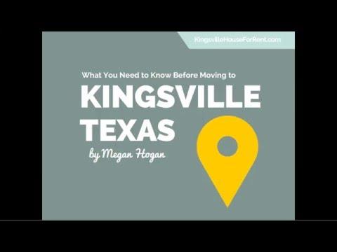 Moving To Kingsville, TX