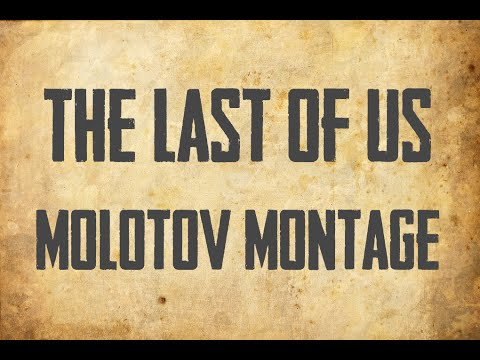 The Last Of Us Remastered: Multiplayer Molotov Montage HD - SHAREfactory PS4