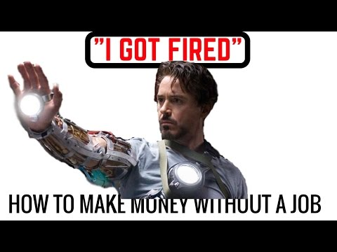 What to Do When You Get FIRED!!!