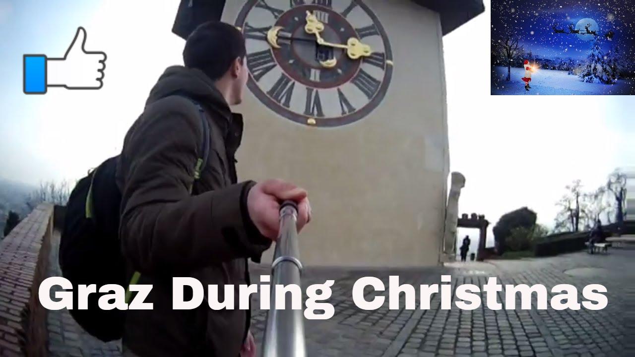 Graz During Christmas Time