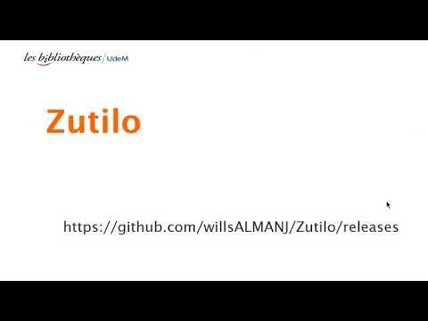 Zotfile et Zutilo : deux extensions pour améliorer son efficacité avec Zotero