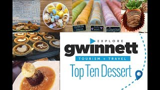 Top 10 Desserts in Gwinnett County