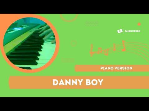 Danny Boy (piano)