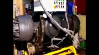 Axle Testing Equipment