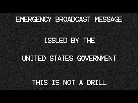 Emergency Alert Message Eas