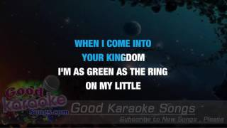 If I Die Young - The Band Perry ( Karaoke Lyrics )