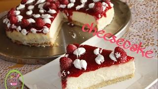 frambuazlı cheesecake tam kıvamında ve tüm püf noktalarıyla şefaf mutfak