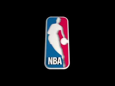 NBA Logo Animation