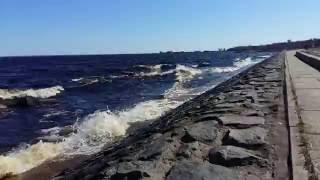 Петрозаводск, набережная Онежского озера